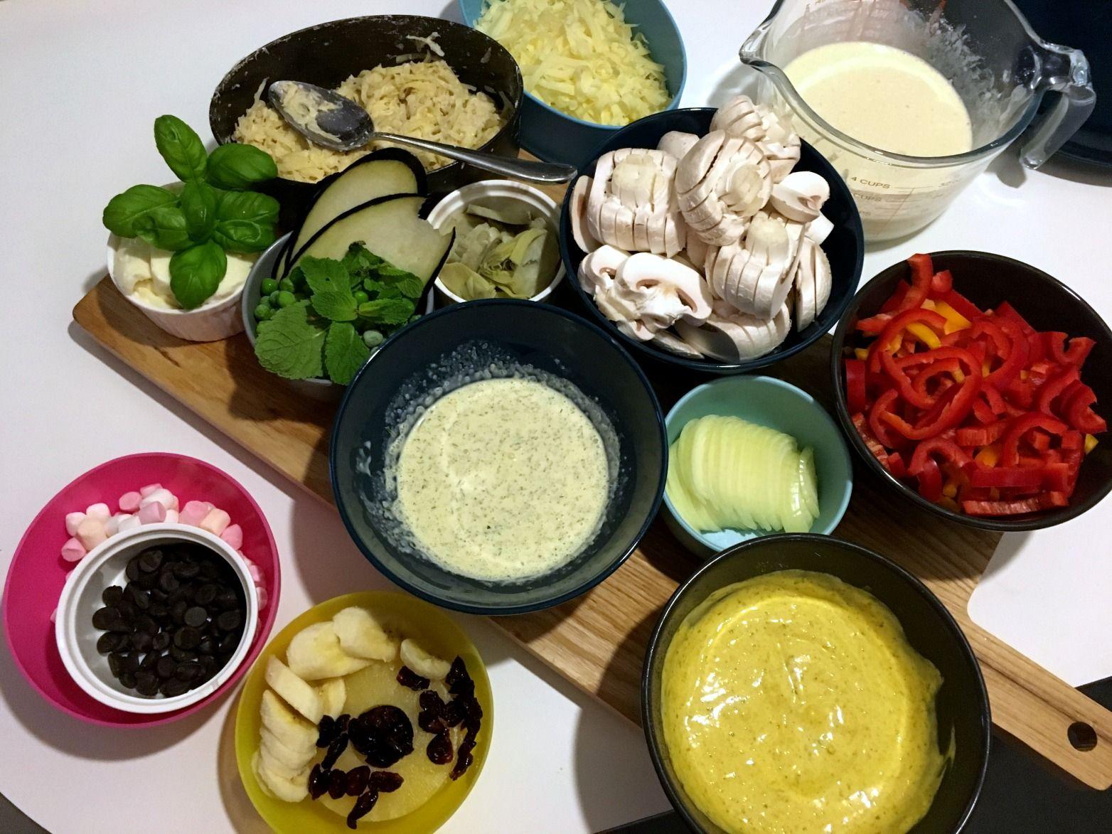 Gourmet ideeën: 10 lekkere gerechten om te proberen